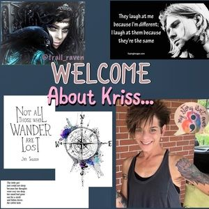 Accessories - About @trail_raven aka Kriss